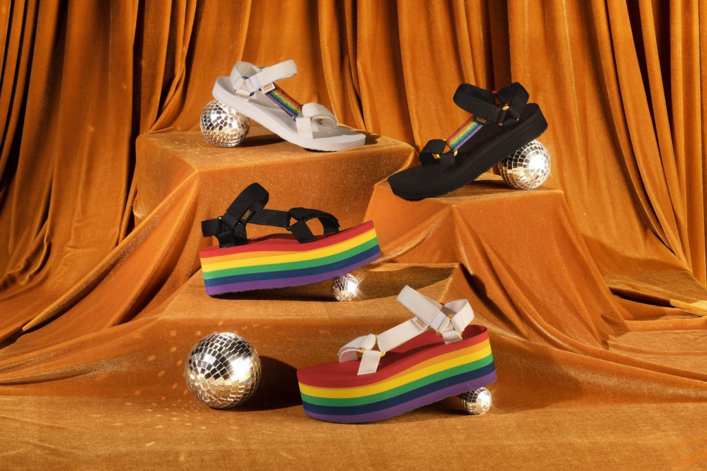 TEVA CELEBRATES PRIDE MONTH WITH ALL-GENDER COLLECTION - MR Magazine