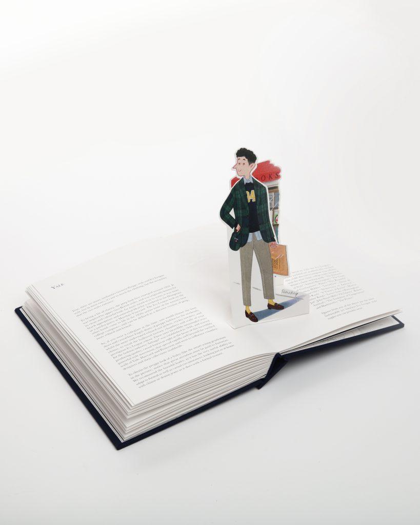 Mr. Slowboy Illustrates Sebago Book