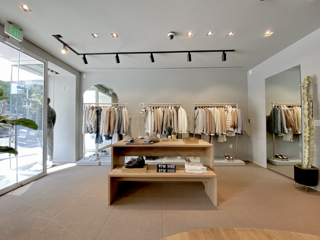 Eleventy Opens Beverly Hills Flagship