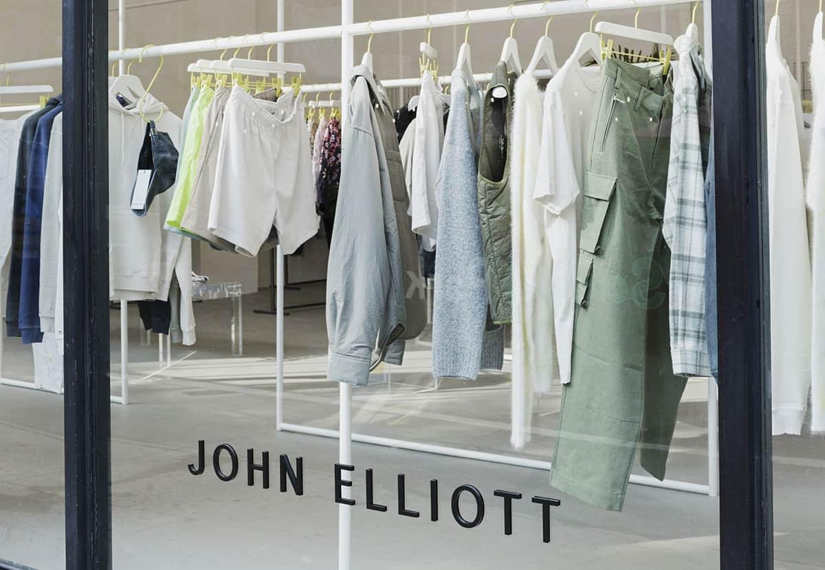 John Elliott Opens SoHo NYC Store