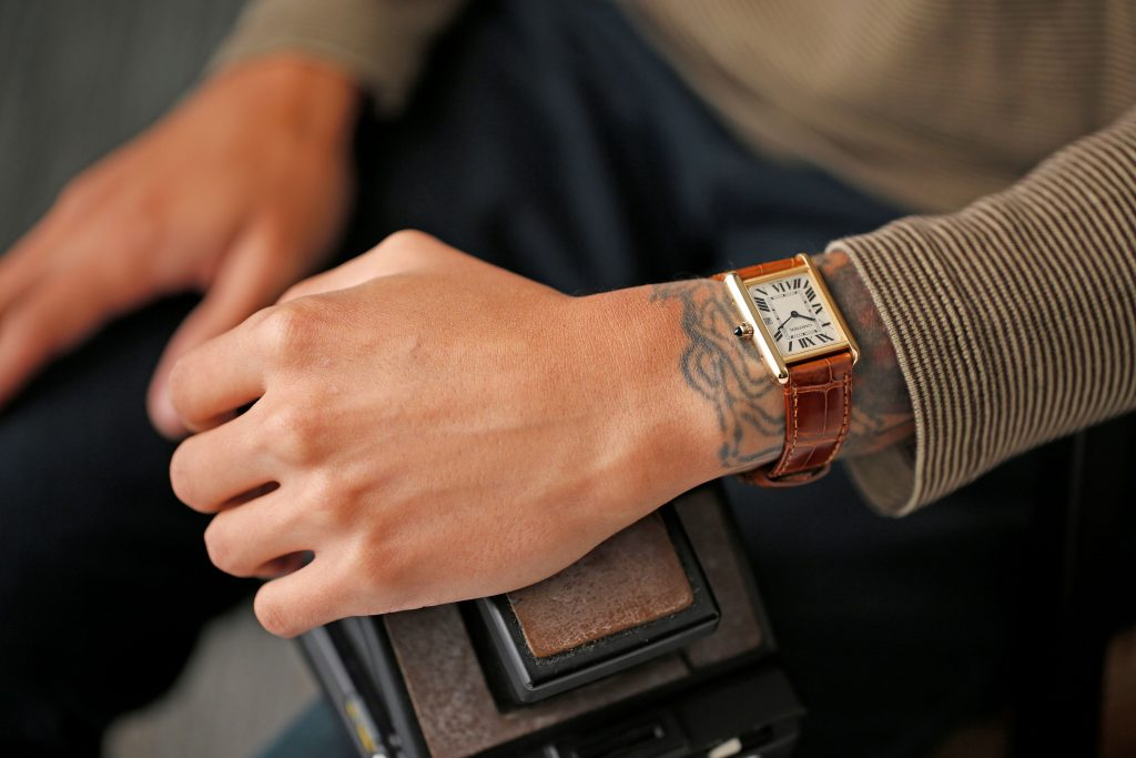 Hodinkee Pre-Owned CARTIER