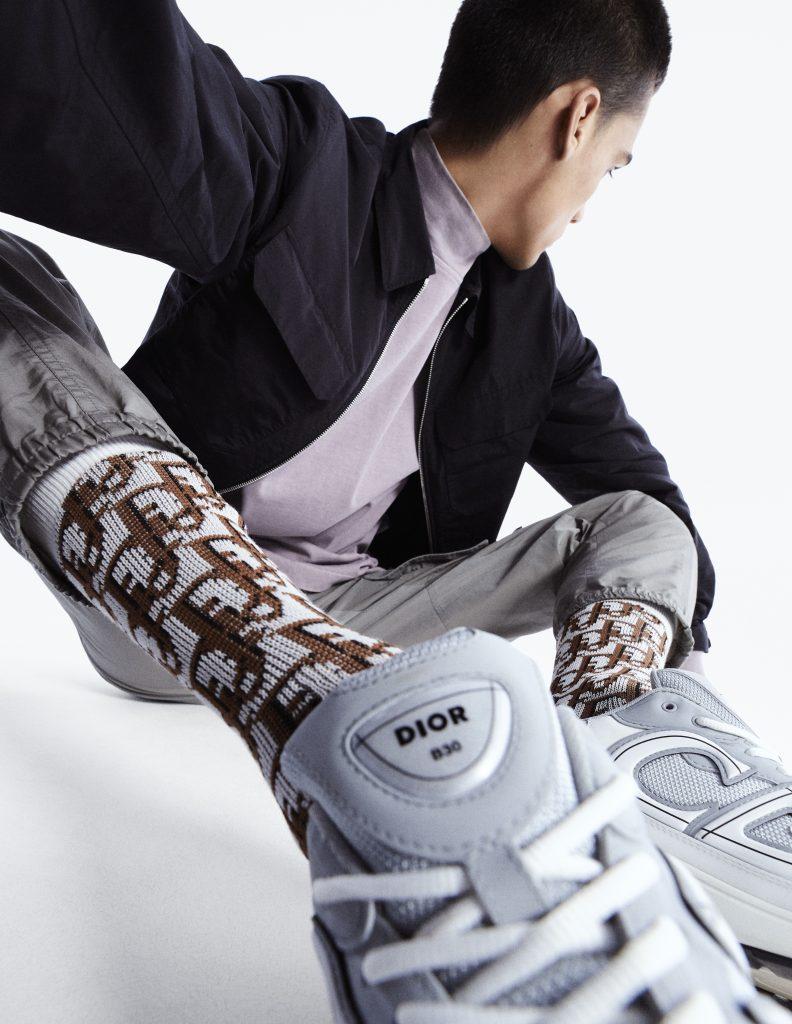 Dior Men's B30 sneakers