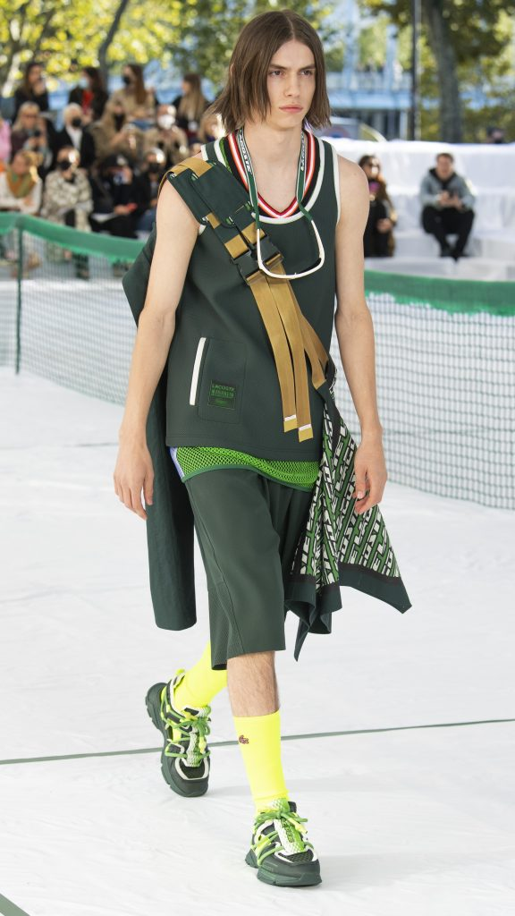 Lacoste spring/summer 2022 collection