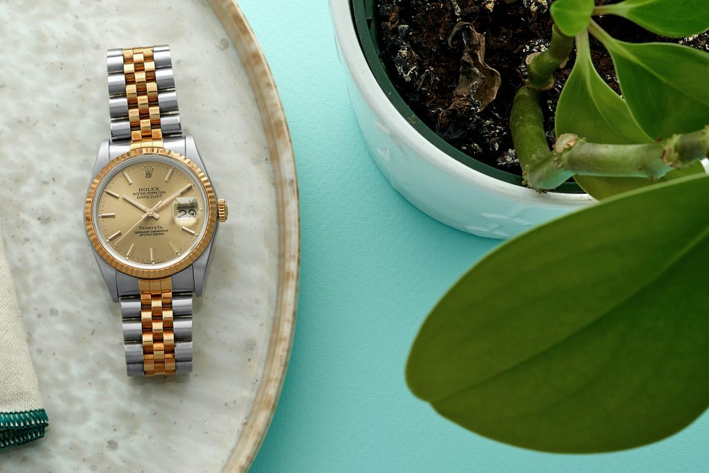 Hodinkee Pre-Owned Rolex