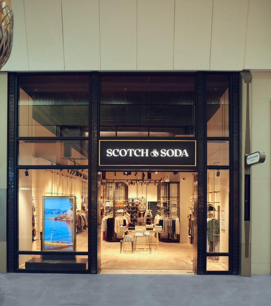 Scotch & Soda Nice