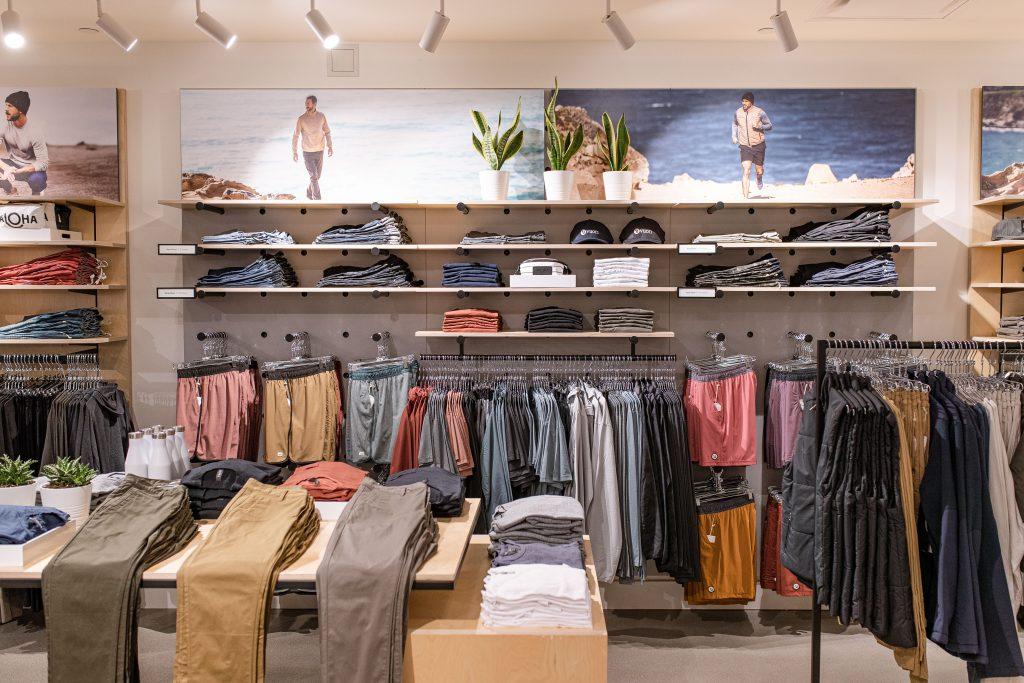 Vuori Fashion Island Newport Beach, California